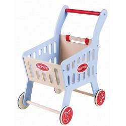 Wózek sklepowy - pchacz