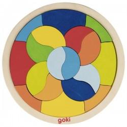 Goki układanka mandala