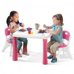 STEP2 LifeStyle Kuchenny stół i krzesła