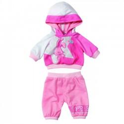 Baby Born Ubranko Sportowe Dla Lalki Ciemnoróżowy