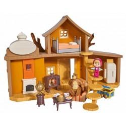 SIMBA Masza i Niedźwiedź Dwupoziomowy Dom Miszy
