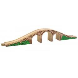 Mostek z łukami