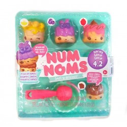 MGA Num Noms Starter Pack Series 4- Frosted Donuts