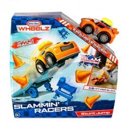 LT Zestaw Kaskaderski Slammin' Racers
