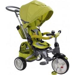 Rowerek trójkołowy Little Tiger - zielony