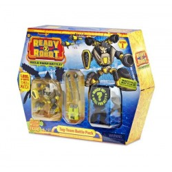 MGA Ready2Robot- Battle Pack - Tag Team