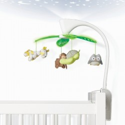 Skip Hop - Karuzela Safari z projektorem i pozytywką