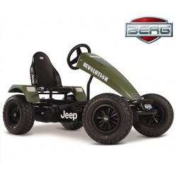 BERG Gokart Na Pedały Jeep Revolution BFR-3 (Z2)