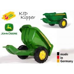 Rolly Toys Przyczepa Wywrotka II John Deere ziel