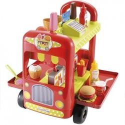 ECOIFFIER Wózek - Sklepik z Jedzeniem