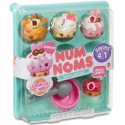 MGA Num Noms Starter Pack S4- Cookies & Milk