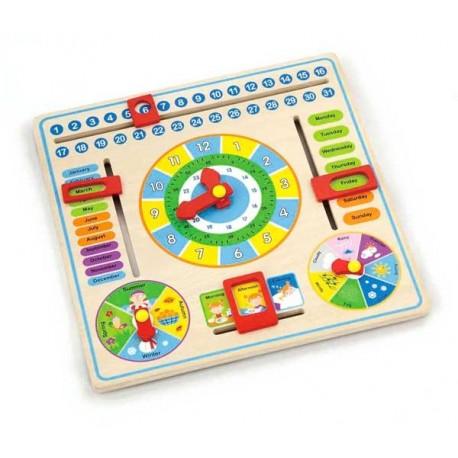 VIGA Zegar i Kalendarz