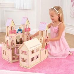KIDKRAFT Domek dla lalek Zamek Księżniczki