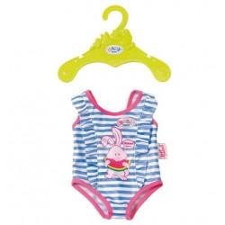 Baby Born Ubranka Kąpielowe Niebieskie