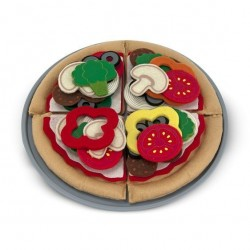 Pizza filcowa Melissa and Doug