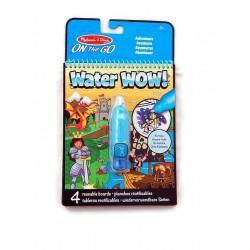 Kolorowanka wodna WaterWow przygoda