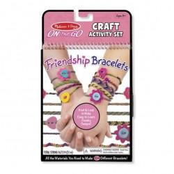 Bransoletki przyjaźni - zestaw zrób to sam