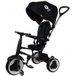 Rowerek trójkołowy Qplay Rito - czarny