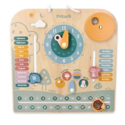 Kalendarz drewniany PolarB