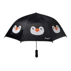 Parasol z pingwinem