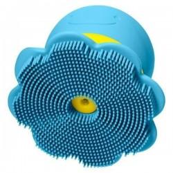 SKIP HOP - Silikonowa myjka z dozownikiem Wieloryb MOBY