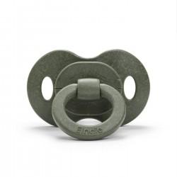 Elodie Details - Smoczek bambusowy lateksowy 3m+ - Rebel Green
