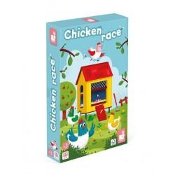 Janod - Gra Wyścig kurczaków