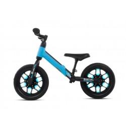 Rowerek biegowy SPARK niebieski z kołami LED