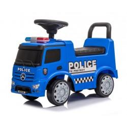 Jeździk Mercedes Antos Policja