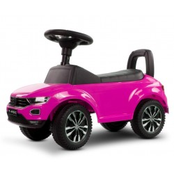 Jeździk Volkswagen T-Roc różowy