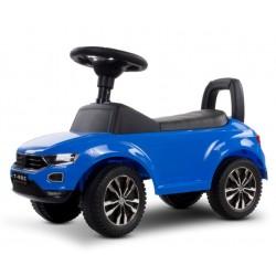 Jeździk Volkswagen T-Roc niebieski
