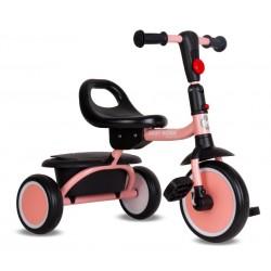 Rowerek trójkołowy Easy Rider- różowy