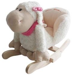 Bujak z fotelem na biegunach - owieczka Emilka