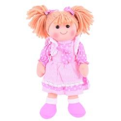 Duża lalka szmaciana Ania 35cm