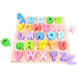 Duże literki do układania