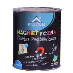 Farba magnetyczna TABLICOWA ROYAL DECORATIVE 0,75L