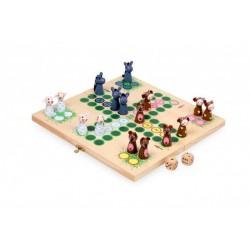Osły kontra reszta zagrody - gra planszowa chińczyk