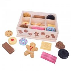 Pudełko z ciastkami
