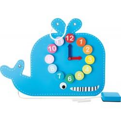 Edukacyjna tablica Wieloryb
