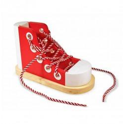 Buty do sznurowania