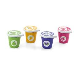 Jogurty z rzepami