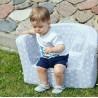 Fotel piankowy FOTELIK dla dziecka 18 wzorów!