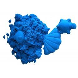 Niebieski piasek kinetyczny ColorSand - 1 kg