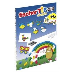 """Fischer TiP - książka z szablonami do wyklejania """"Zrób to sam"""" - produkt promocyjny"""