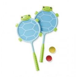 Melissa and Doug - Rakietki z żółwiem