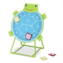 Rzutki do tarczy z żółwiem