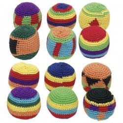 Piłeczka Zośka footbag dla dzieci