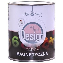 Farba magnetyczna 0,75l podkładowa