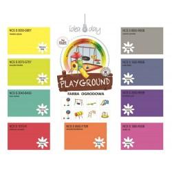 Farba ogrodowa GardenColour 0,75l - kolory do wyboru